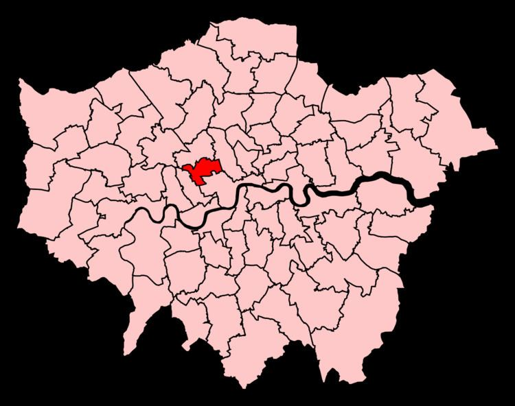 Westminster North (UK Parliament constituency)