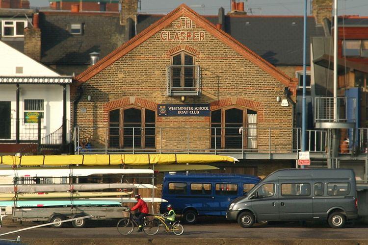 Westminster School Boat Club