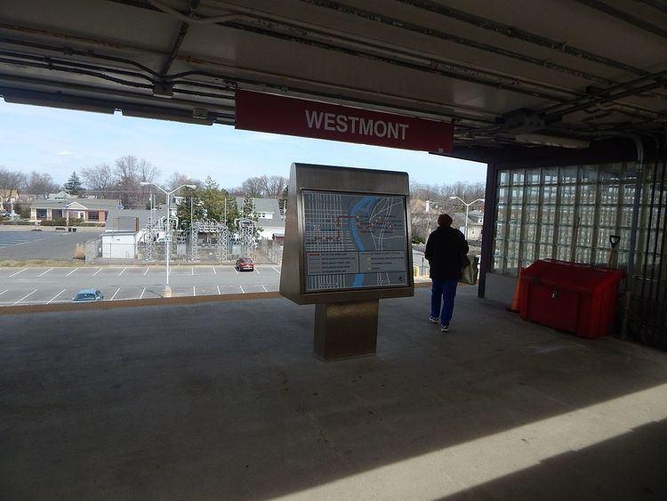 Westmont station