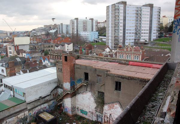 Westmoreland House Stop Press Love Bristol will show their plans for Westmoreland