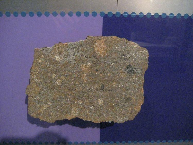 Weston meteorite