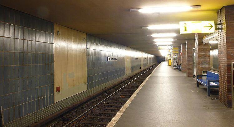 Westphalweg (Berlin U-Bahn)