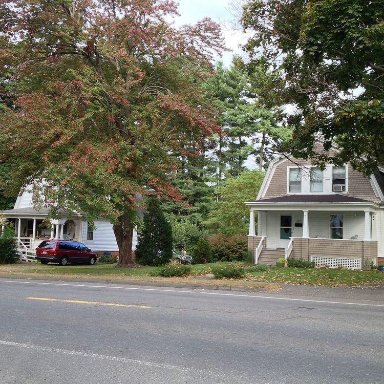 Westside Historic District (Amherst, Massachusetts)