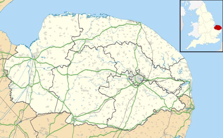 Westwick, Norfolk