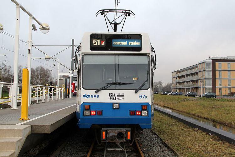 Westwijk tram stop