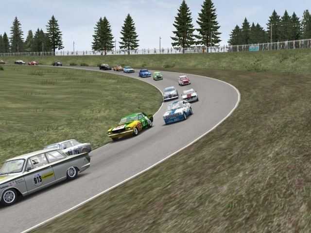 Westwood Motorsport Park NoGripRacing GT Legends Downloads Westwood Park