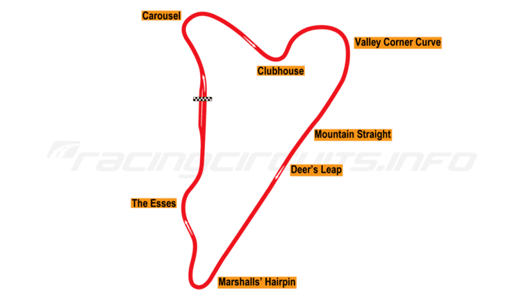Westwood Motorsport Park Westwood RacingCircuitsinfo