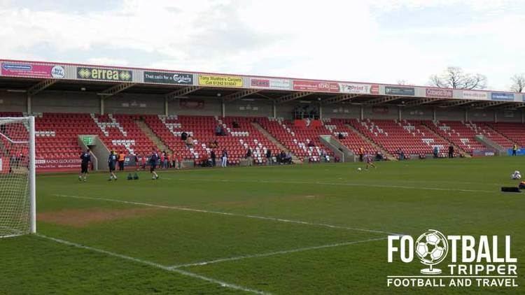 Whaddon Road Whaddon Road Stadium Guide Cheltenham Football Tripper