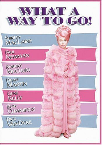 What a Way to Go! (film) Amazoncom What A Way To Go Shirley MacLaine Paul Newman Robert