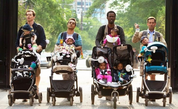 What Did You Expect? (film) movie scenes While the women were fun the movie really comes alive with the scenes of the Daddy mafia Led by the brilliant Chris Rock the daddy brigade offers even