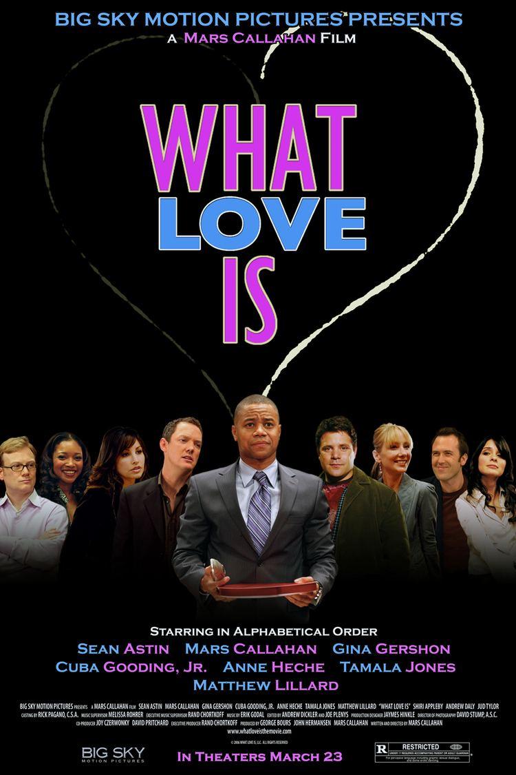 What Love Is wwwgstaticcomtvthumbmovieposters165130p1651