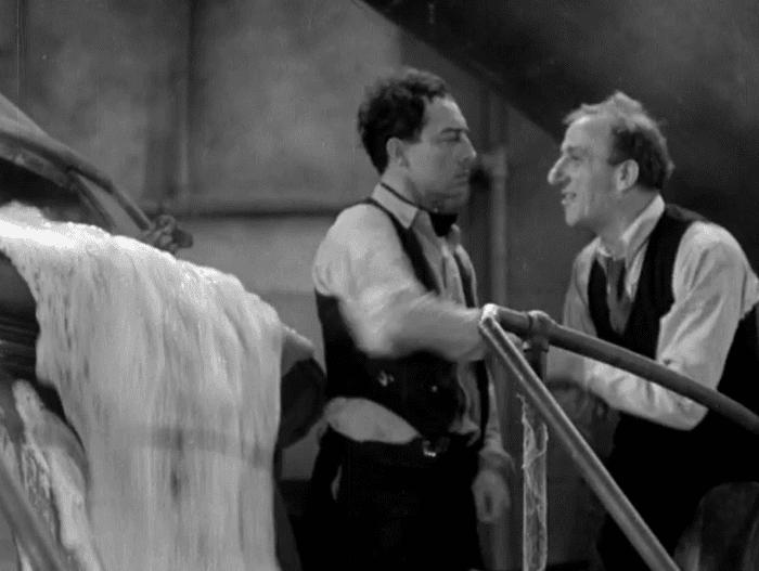 What! No Beer? movie scenes What No Beer 1933