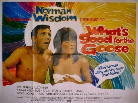 What's Good for the Goose A Dandy In Aspic Whats Good For The Goose 1969