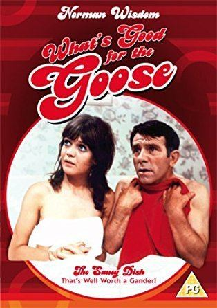 What's Good for the Goose Whats Good for the Goose 1969 DVD Amazoncouk Norman Wisdom