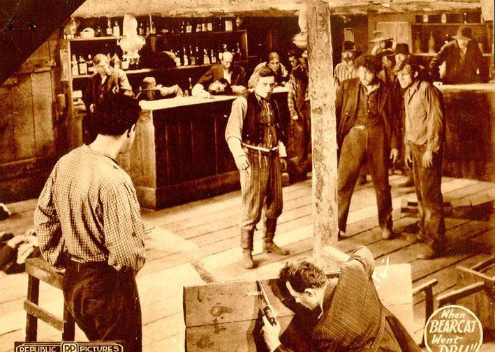 When Bearcat Went Dry 1919