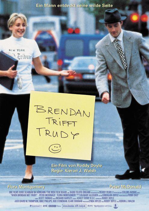 When Brendan Met Trudy When Brendan Met Trudy Movie Poster 3 of 3 IMP Awards