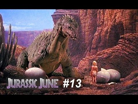 When Dinosaurs Ruled the Earth Jurassic June 13 When Dinosaurs Ruled The Earth 1970 YouTube