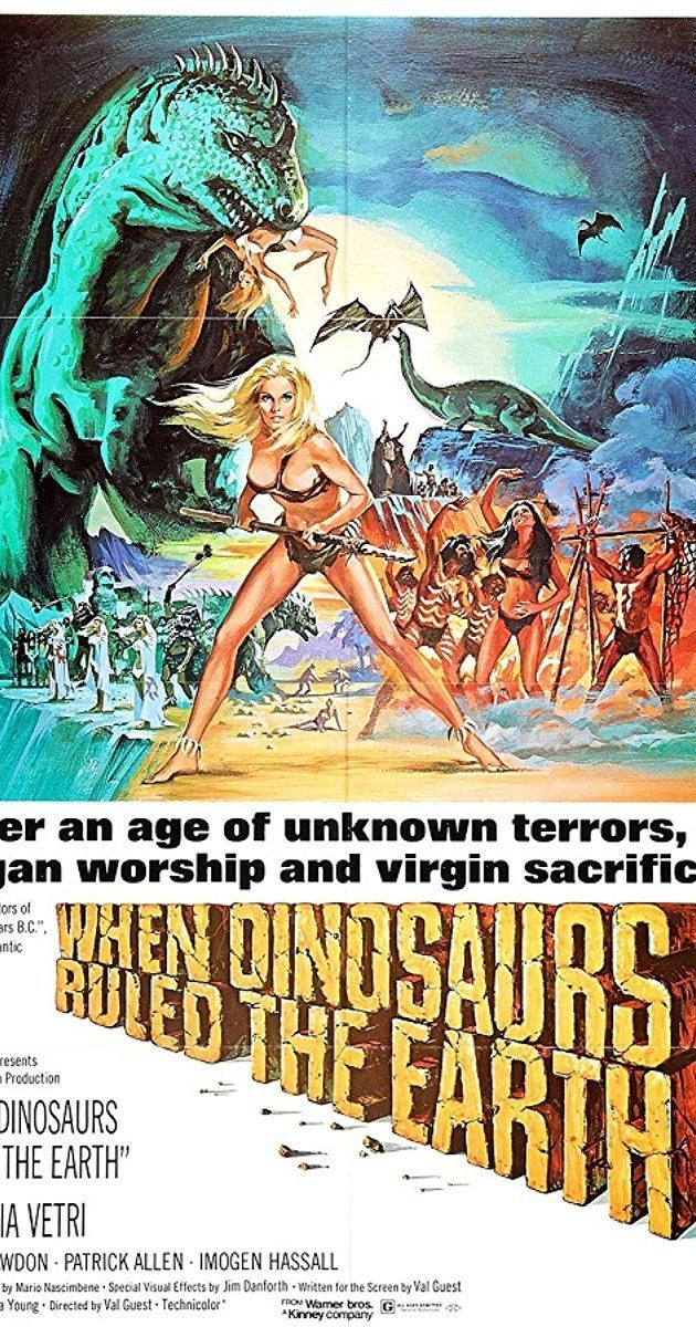 When Dinosaurs Ruled the Earth When Dinosaurs Ruled the Earth 1970 Full Cast Crew IMDb