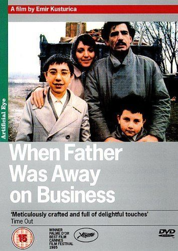 When Father Was Away on Business When Father Was Away On Business DVD Amazoncouk Moreno de