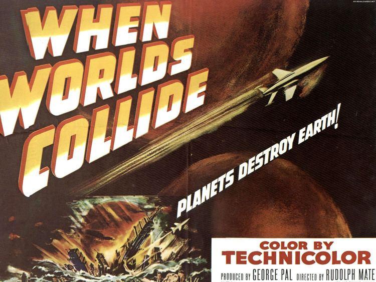 When Worlds Collide (1951 film) When Worlds Collide 1951 Vintage45s Blog