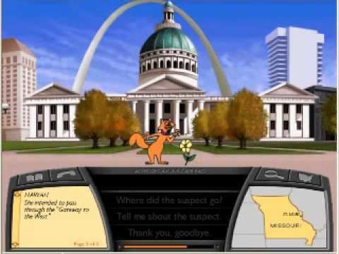 where in the usa is carmen sandiego 1996 free download