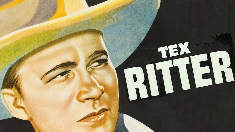 Where the Buffalo Roam 1938 TEX RITTER YouTube