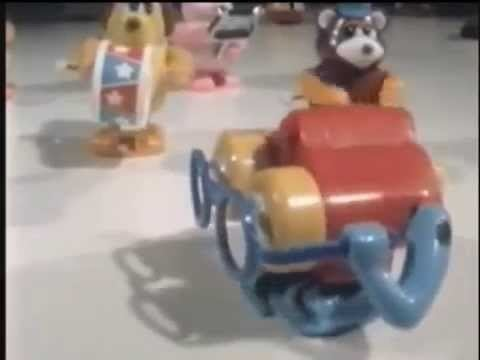 Where The Toys Come From Peepers Zoom Goes Backwards YouTube