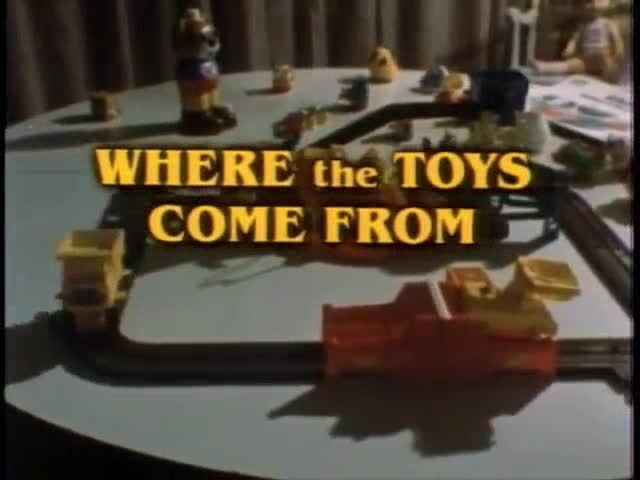 Watch Where The Toys Come From 1984 Free Online freeseriesnet