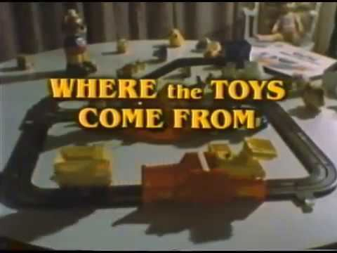 Opening to Where the Toys Come From 1990 VHS YouTube