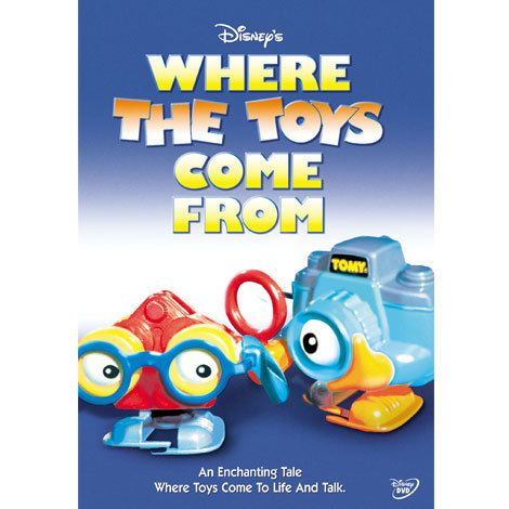 Where the Toys Come from Disney Movies