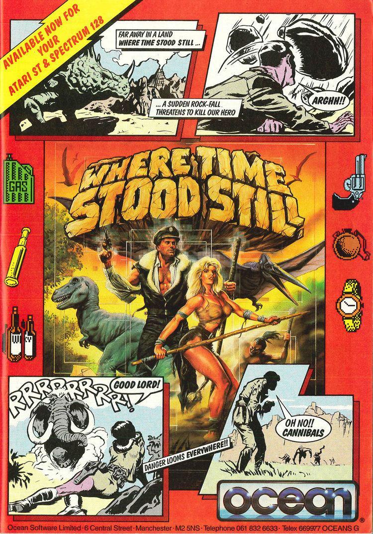 Where Time Stood Still - Alchetron, The Free Social Encyclopedia