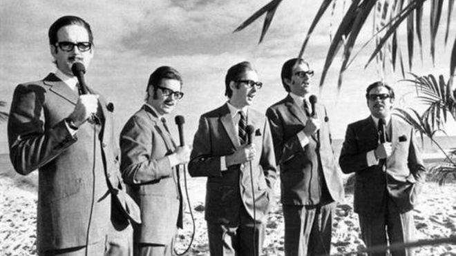 Whicker's World In pictures Whicker39s World BBC News