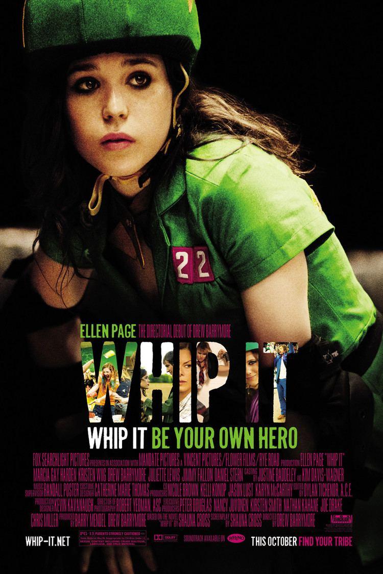 Whip It (film) wwwgstaticcomtvthumbmovieposters3544212p354