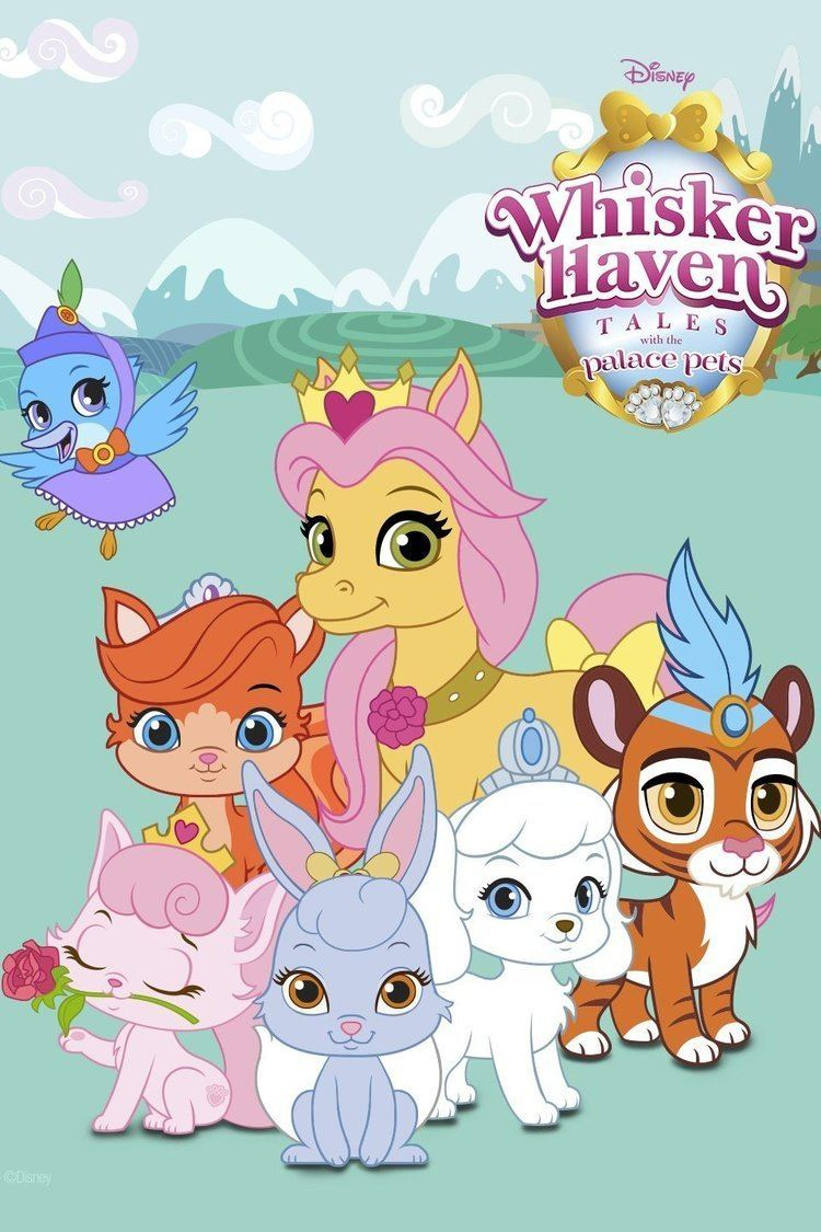 Whisker Haven Tales With The Palace Pets Gstaticcomtvthumbtvbanners11889057p11889 Based On Various Disney Princesses
