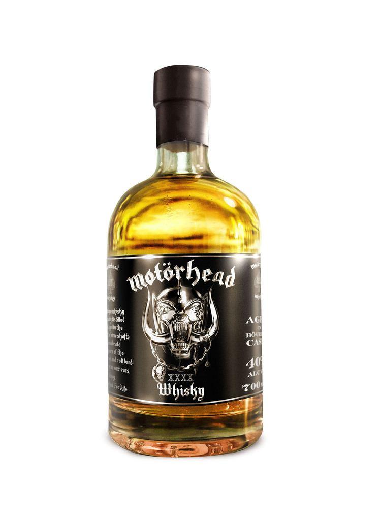 Whisky MOTRHEAD WHISKY Mackmyra