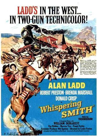 Whispering Smith 1948 Once Upon a Time in a Western