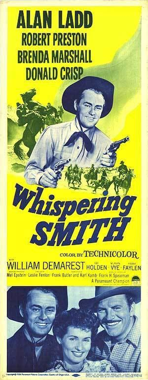 Whispering Smith movie posters at movie poster warehouse moviepostercom