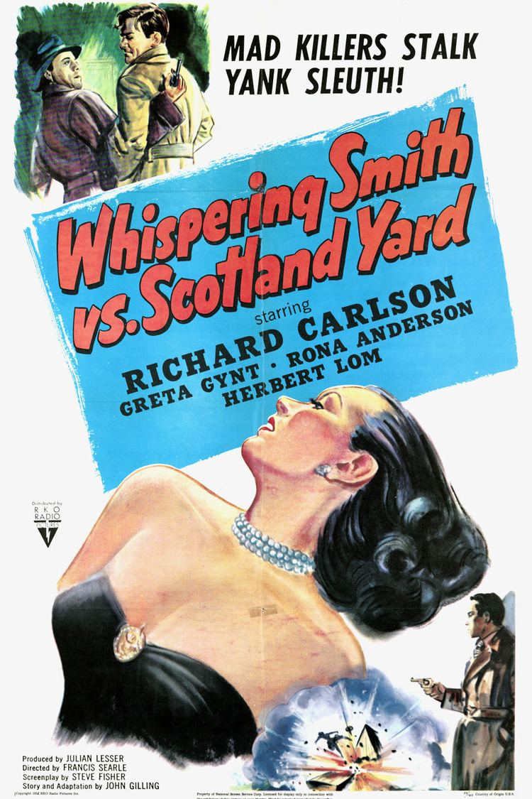 Whispering Smith Hits London wwwgstaticcomtvthumbmovieposters92606p92606