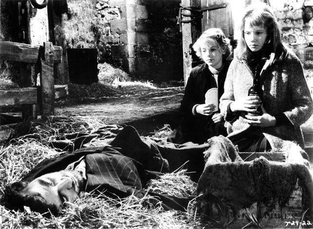 Whistle Down the Wind (film) movie scenes Whistle Down the Wind 1961 Great Britain Directed by Bryan Forbes