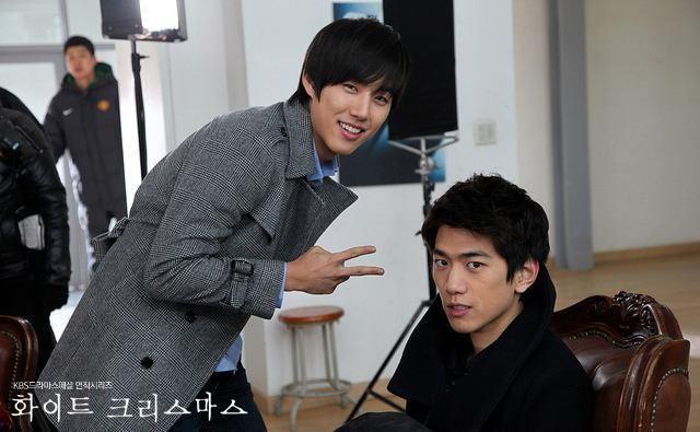 white christmas tv series drama special white christmas korean drama 2011 - White Christmas On Tv