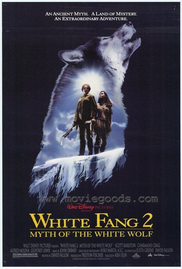 White Fang 2: Myth of the White Wolf White Fang 2 Myth of the White Wolf Movie Posters From Movie Poster