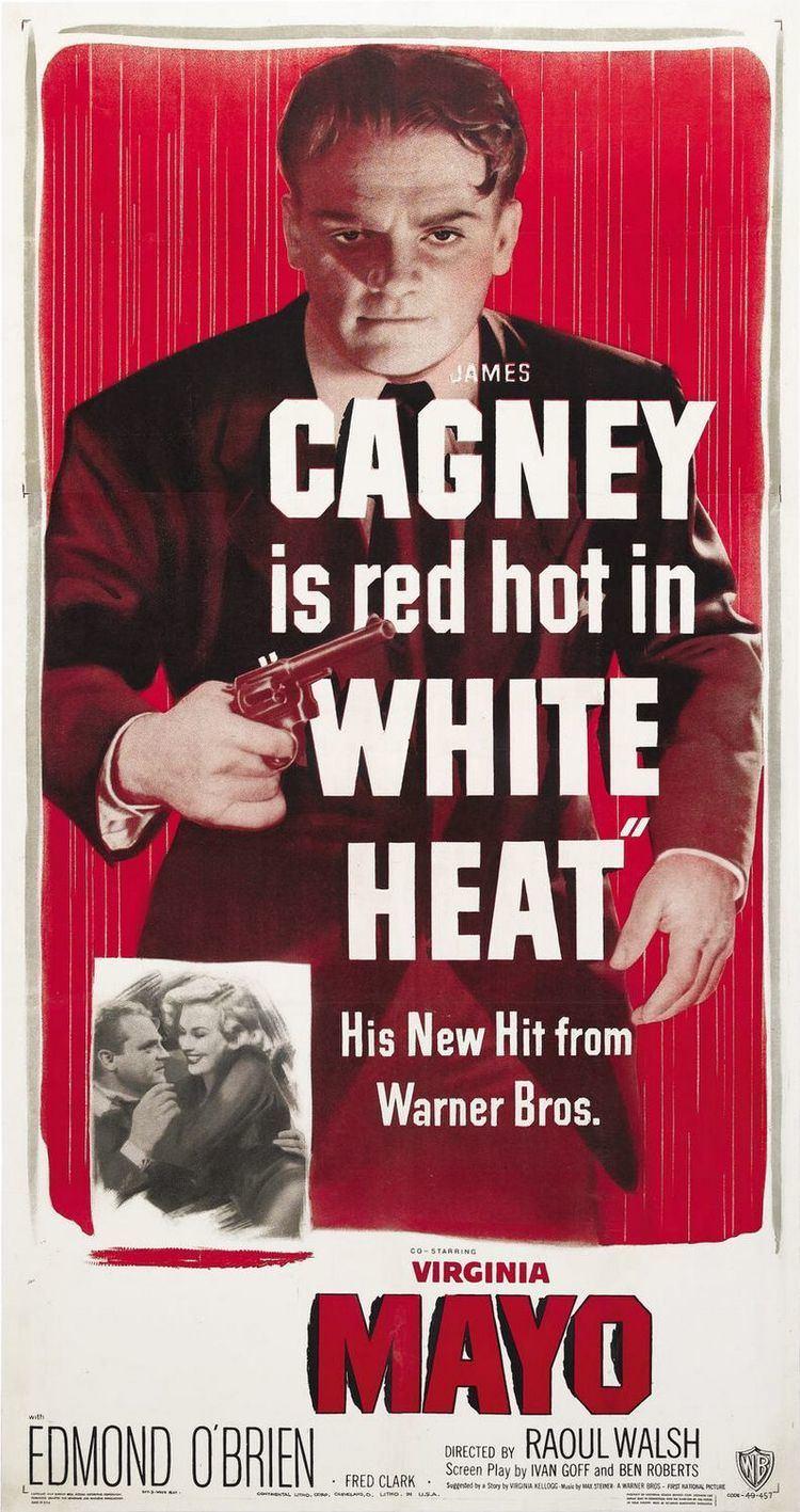White Heat 1949 White Heat Film 1940s The Red List