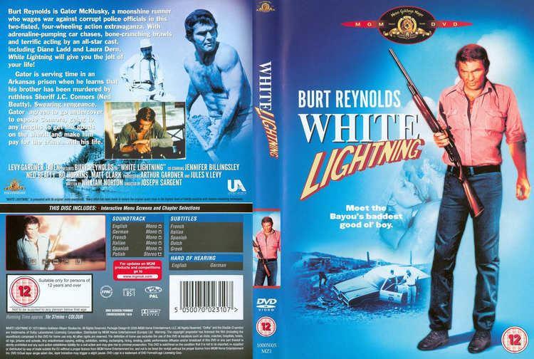 White Lightning (1973 film) COVERSBOXSK White Lightning 1973 high quality DVD