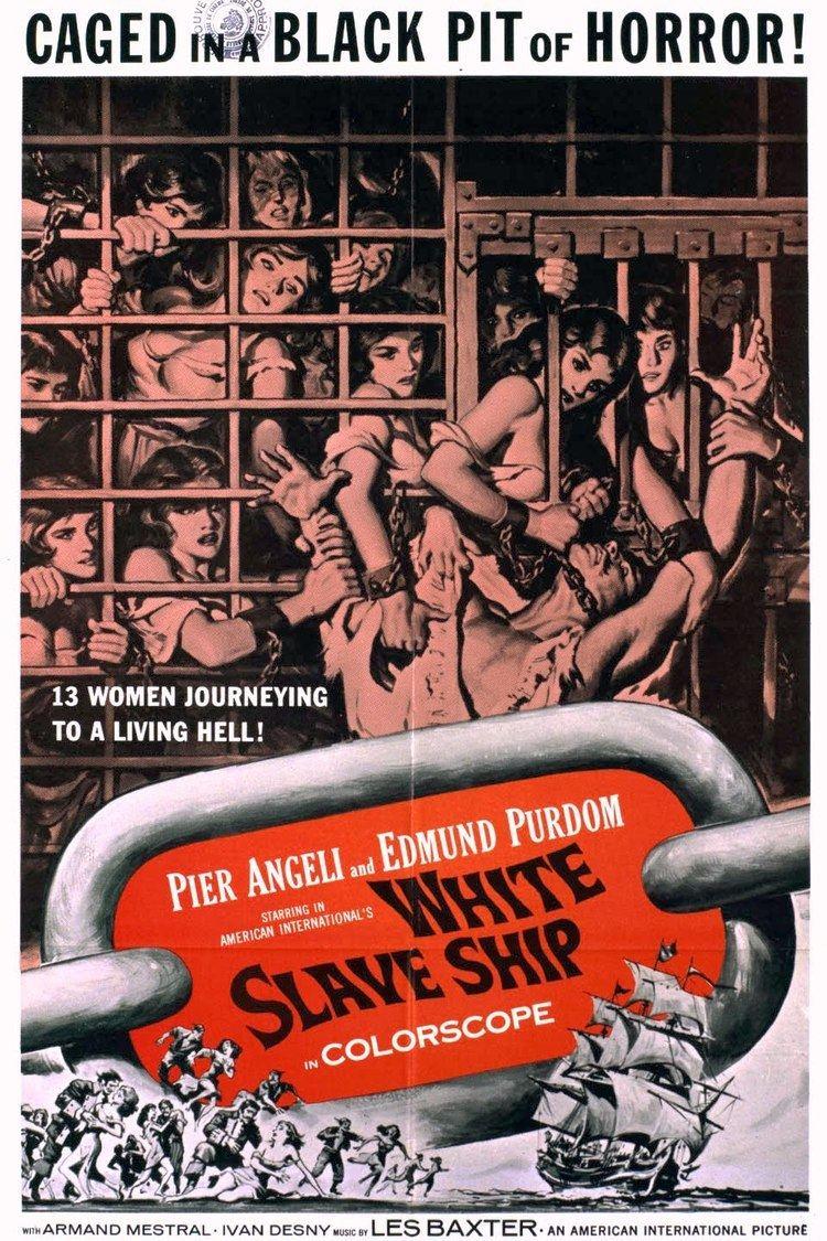 White Slave Ship wwwgstaticcomtvthumbmovieposters92854p92854
