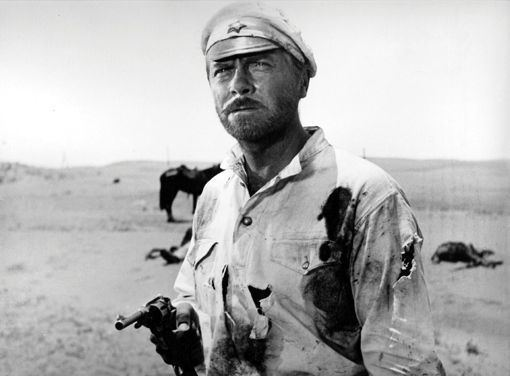 White Sun of the Desert The East is a Delicate Matter Romanticized War and Folklore in