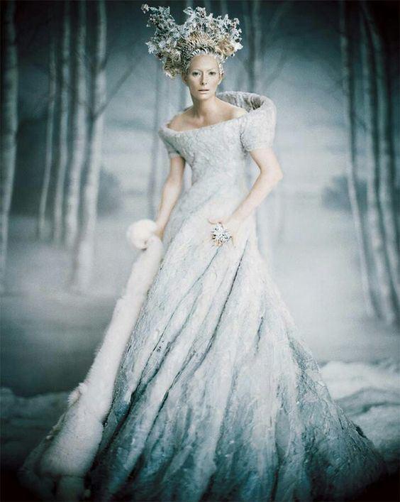 White Witch Tilda Swinton gtgt Jadis The White Witch Narnia Pinterest White