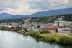 Whitehorse, Yukon Whitehorse Yukon Wikipedia