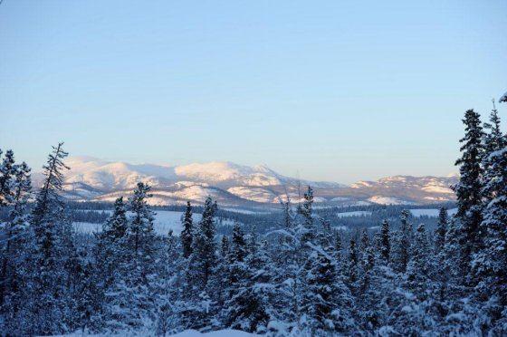 Whitehorse, Yukon Beautiful Landscapes of Whitehorse, Yukon
