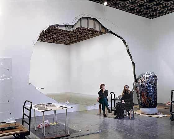 Whitney Biennial Have the Curators of This Year39s Whitney Biennial Finally Figured