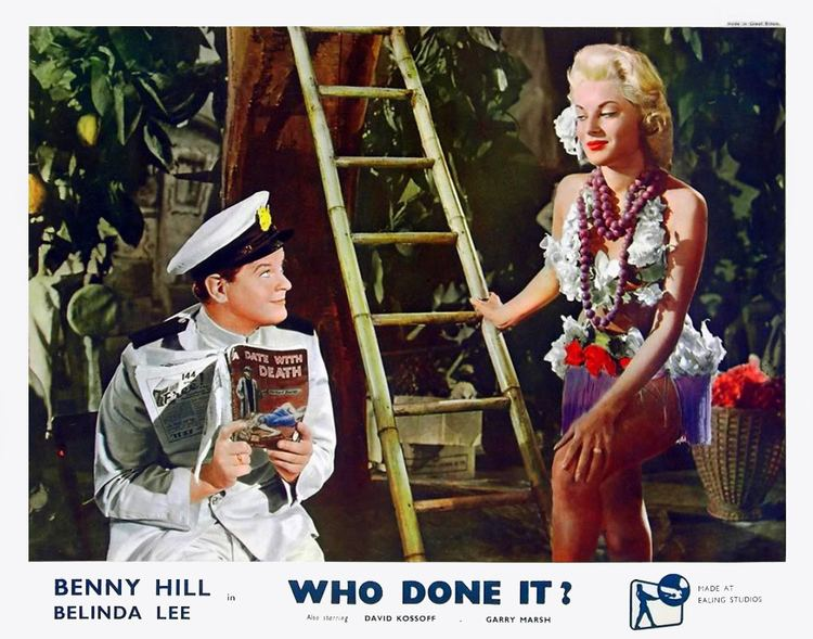 Who Done It? (1956 film) Who Done It 1956